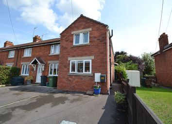 Thumbnail 2 bed end terrace house for sale in The Leys, Berkeley