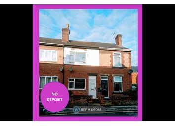 Thumbnail 2 bed terraced house to rent in Straight Lane, Rotherham