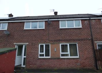 Thumbnail 3 bed terraced house to rent in Cornwall Crescent, Stockport