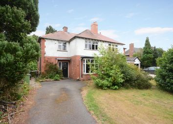 Thumbnail 3 bed semi-detached house for sale in Hilderstone Road, Meir Heath