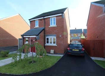 Thumbnail 3 bed detached house for sale in Kinross Way, Hinckley