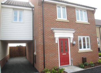 Thumbnail 3 bedroom property to rent in Dolphin Road, Norwich