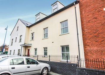 Thumbnail 2 bedroom flat for sale in Newmarket Court, Lion Street, Abergavenny
