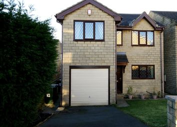 Thumbnail 4 bed detached house for sale in Barraclough Square, Wyke, Bradford