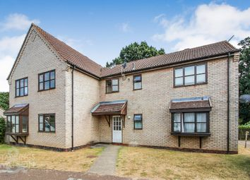 Thumbnail 1 bed flat for sale in Beck Way, Loddon, Norwich