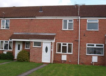 Thumbnail 2 bed terraced house to rent in Magdalene View, Newark