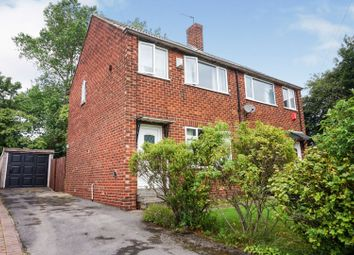 Thumbnail 3 bed semi-detached house for sale in Jubilee Crescent, Wakefield