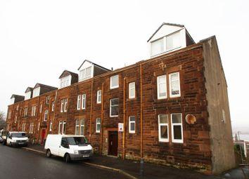 Thumbnail 1 bedroom flat for sale in 20, Prospecthill Street, First Floor, Greenock PA154DL