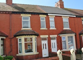 Thumbnail 3 bed terraced house to rent in Warrenhurst Road, Fleetwood