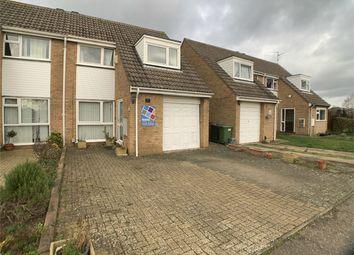 Thumbnail 3 bedroom semi-detached house to rent in Magnolia Avenue, Peterborough, Cambridgeshire
