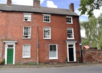Thumbnail 4 bed end terrace house for sale in Rose Terrace, Fort Royal, Worcester