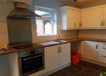 Thumbnail 3 bed terraced house to rent in Kingsley Avenue, Bangor
