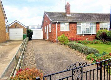 Thumbnail Semi-detached bungalow to rent in Spring Gardens, Cayton, Scarborough