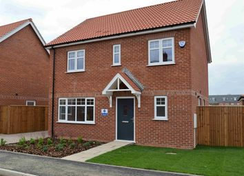 Thumbnail 4 bed detached house for sale in Plot 53, The Amethyst, De Montfort Park, Off Mill Road, Boston