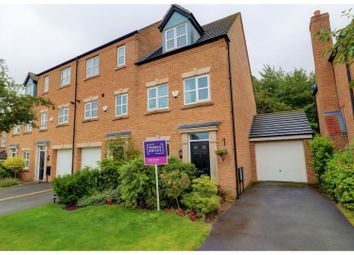 Thumbnail 3 bed end terrace house for sale in Shire Oak Close, Walsall