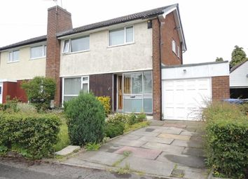 Thumbnail 3 bed semi-detached house to rent in Hollingworth Drive, Hawk Green, Stockport