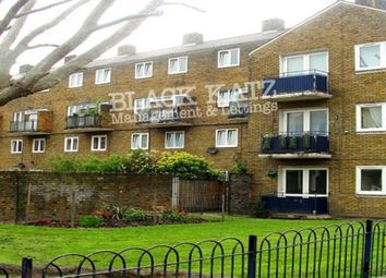 Thumbnail 4 bedroom maisonette to rent in Burbage Close, London
