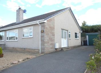 Thumbnail 2 bed bungalow to rent in Bruce Crescent, Ellon