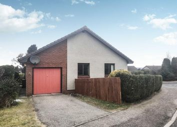 Thumbnail 3 bed detached bungalow to rent in Burn Brae Crescent, Inverness