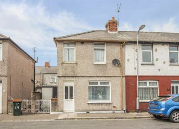 Thumbnail 2 bed end terrace house for sale in Marshfield Street, Newport