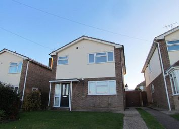 Thumbnail 4 bed detached house to rent in The Ridgeway, Harwich, Essex