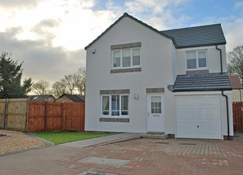 Thumbnail 4 bed detached house for sale in Hedgerow Drive, Larbert