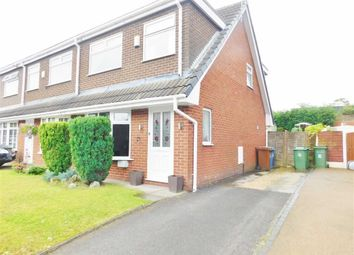 Thumbnail 3 bed semi-detached house for sale in Weybourne Drive, Bredbury, Stockport