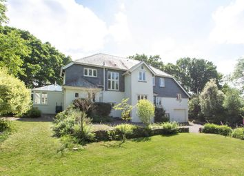 Thumbnail 4 bed detached house for sale in Down Road, Tavistock