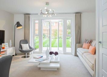 "Thumbnail 3 bed end terrace house for sale in ""Barwick"" at Broughton Crossing, Broughton, Aylesbury"