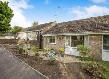 Thumbnail 2 bedroom semi-detached bungalow for sale in Glanfield Walk, Bury St. Edmunds