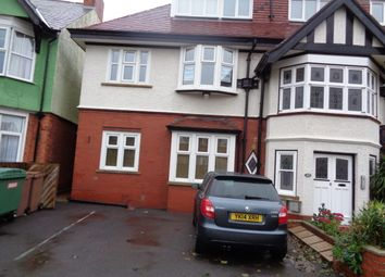 Thumbnail 2 bed flat for sale in Cardigan Road, Bridlington