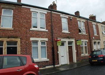 Thumbnail 3 bed flat for sale in Laurel Street, Wallsend