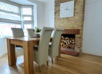 Thumbnail 2 bedroom terraced house for sale in Robinia Avenue, Northfleet, Gravesend