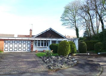 Thumbnail 3 bed detached bungalow for sale in Ferrers Close, Four Oaks, Sutton Coldfield