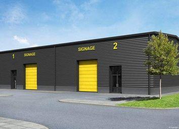 Thumbnail Light industrial to let in Unit 1, Former Vesuvius Works, Sandy Lane, Worksop