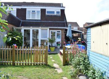 Thumbnail 3 bed semi-detached house for sale in Jeffery Close, Staplehurst, Tonbridge