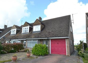 Thumbnail 3 bed semi-detached house for sale in Vanbrugh Close, Woodstock