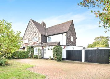 Thumbnail 3 bed semi-detached house for sale in Sweetcroft Lane, Hillingdon, Middlesex