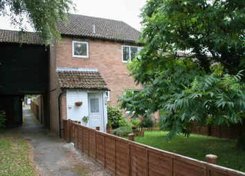Thumbnail 4 bed link-detached house for sale in Wallace Close, Marlow