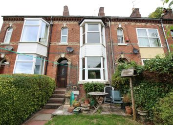 Thumbnail 4 bed terraced house for sale in Hawthorn Terrace, Leek, Staffordshire