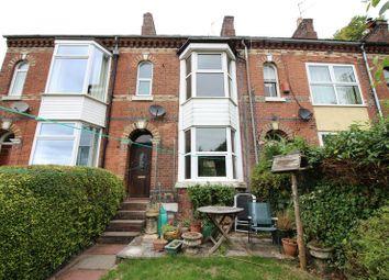 Thumbnail 4 bedroom terraced house for sale in Hawthorn Terrace, Leek, Staffordshire