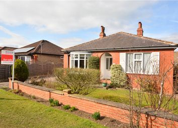 Thumbnail 3 bed detached bungalow for sale in Otley Road, Killinghall, Harrogate, North Yorkshire
