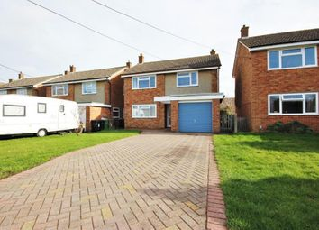 Thumbnail 3 bed detached house to rent in Manor Gardens, Grove, Wantage