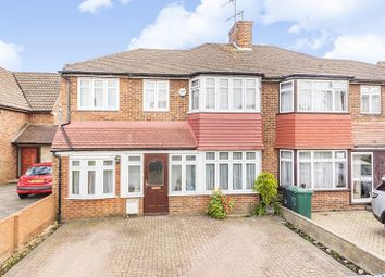 4 bed semi-detached house for sale in Bullescroft Road, Edgware, Greater London. HA8