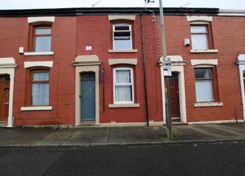 Thumbnail 2 bed terraced house for sale in Marlton Road, Blackburn