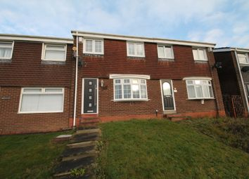 Thumbnail 3 bed terraced house for sale in Sutton Close, Penshaw, Houghton-Le-Spring