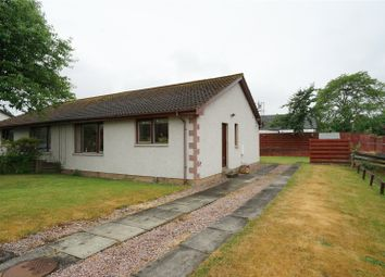 Thumbnail 3 bed detached house for sale in Hillside Avenue, Kingussie, Highland