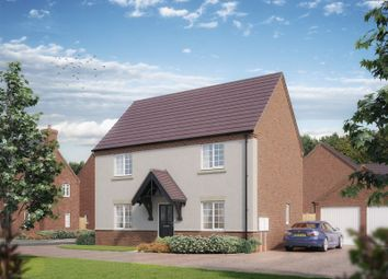 Thumbnail 4 bed detached house for sale in Plot 13, The Austrey, Uttoxeter Road, Hill Ridware
