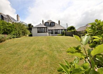 Thumbnail 4 bed detached house for sale in Holywell Bay, Newquay, Cornwall