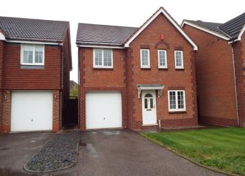 Thumbnail 4 bedroom detached house for sale in Holly Close, Walmley, Sutton Coldfield, West Midlands